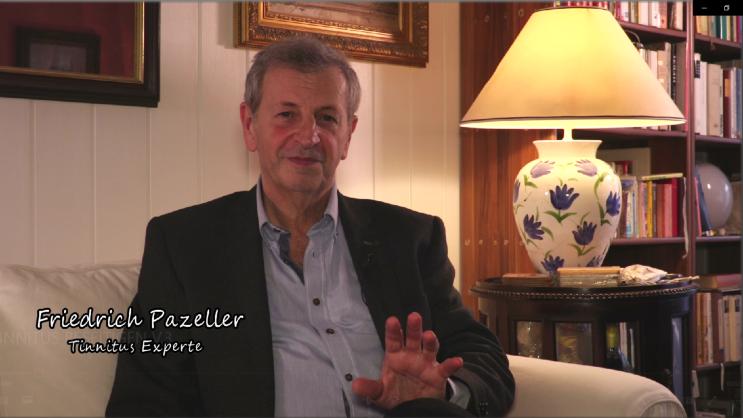 Friedrich Pazller Tinnitus Experte