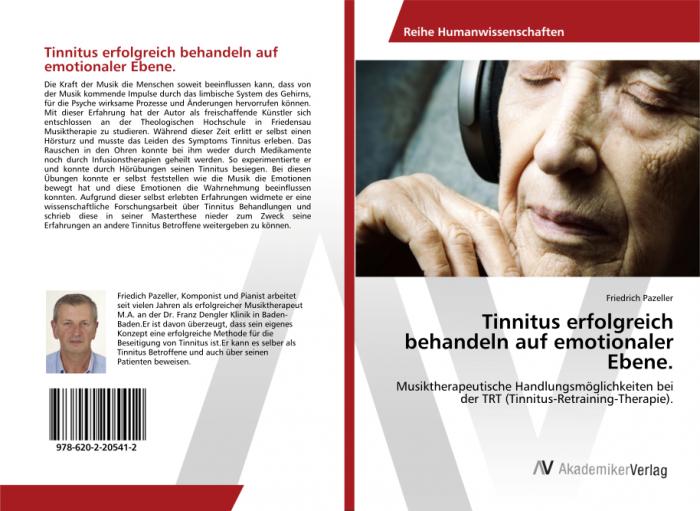 Tinnitus - Buchcover